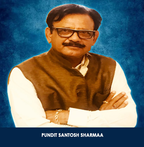 Pundit Commander (Retd) Santosh Kumar Sharma